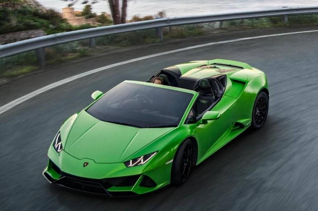 Overview Mobil: Mengetahui daftar harga terbaru dari Lamborghini Huracan Lp 620-2 Super Trofeo 01