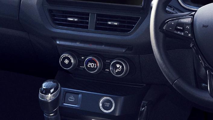 2021 Renault Kiger RXL Upcoming Version Interior 005