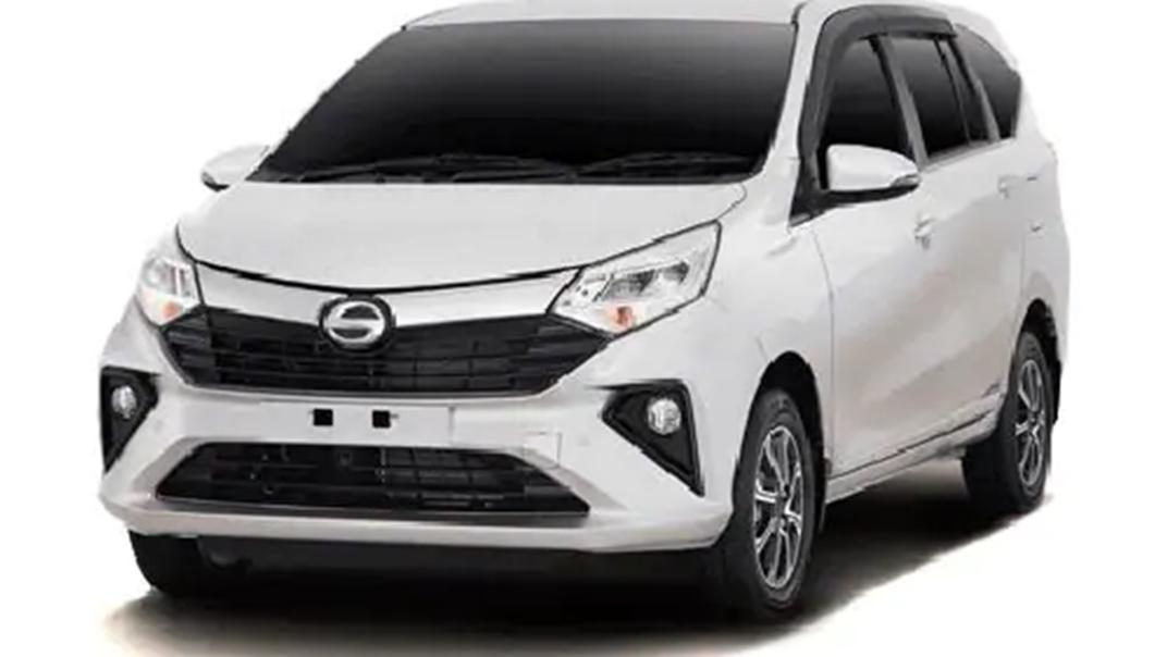 Daihatsu Sigra 2019 Exterior 001