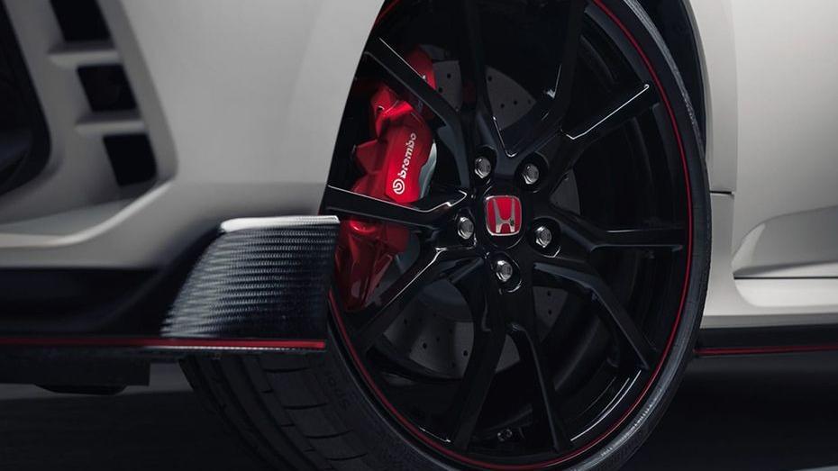 Honda Civic Type R 2019 Exterior 016