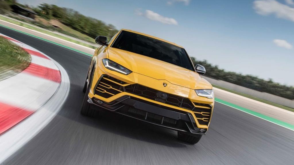 Lamborghini Urus 2019 Exterior 004
