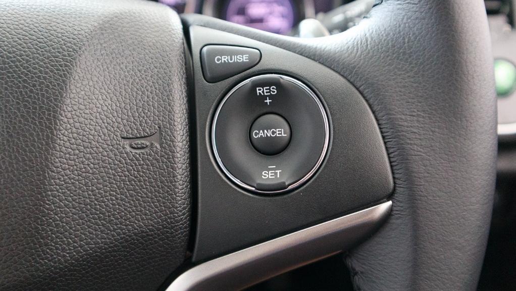 Honda City 2019 Interior 011