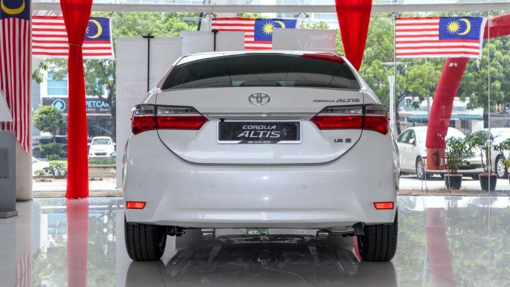 Toyota Corolla Altis 2019 Exterior 031