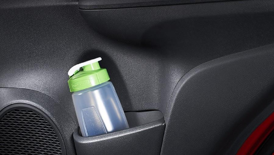 Honda Brio 2019 Interior 013