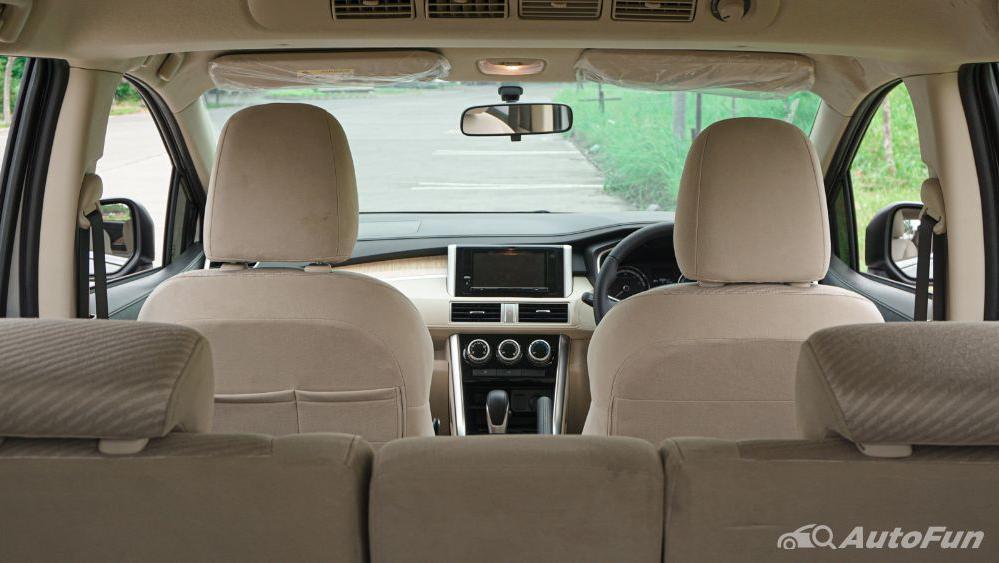Mitsubishi Xpander Ultimate A/T Interior 005