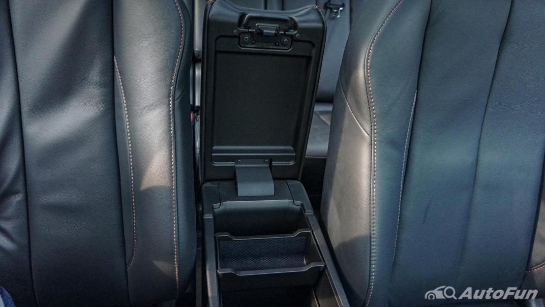 Mitsubishi Eclipse Cross 1.5L Interior 040