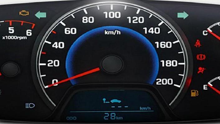 Hyundai Grand i10 2019 Interior 007