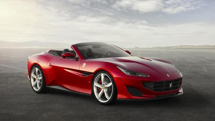Ferrari Portofino 2019 Exterior 005