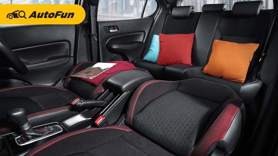 Fitur Pintar Ultra Seat Pada Honda City Hatchback RS 2021, Warisan Berharga Honda Jazz 01
