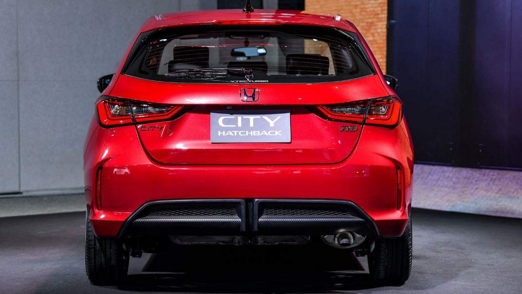 2021 Honda City Hatchback International Version Exterior 045