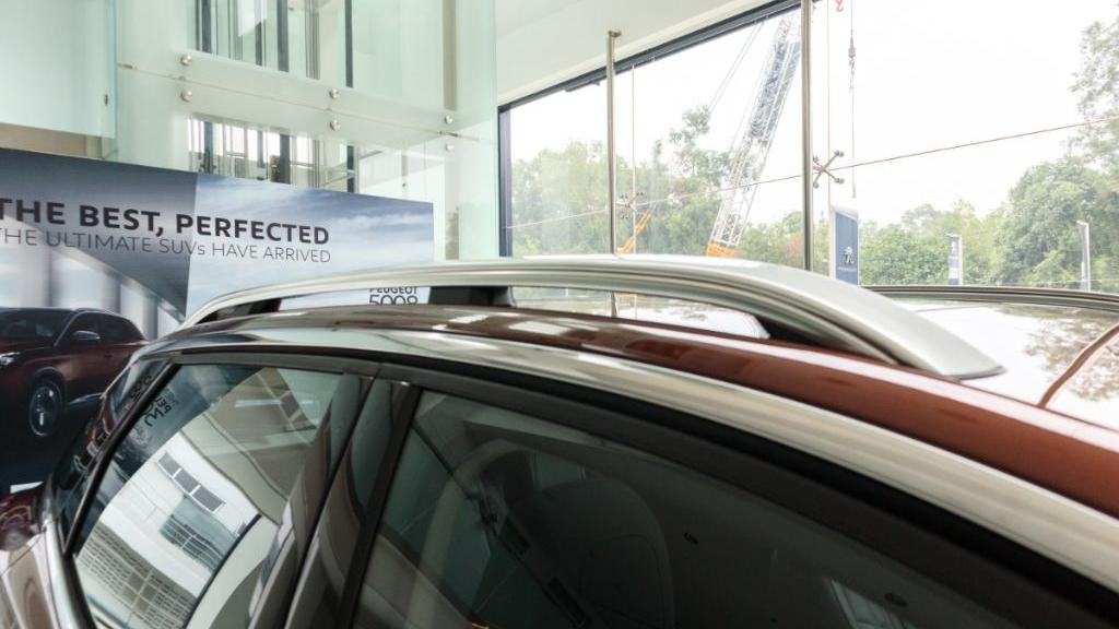 Peugeot 3008 2019 Exterior 021