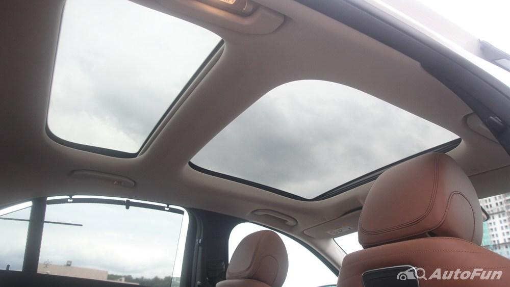 Mercedes-Benz E-Class 2019 Interior 112