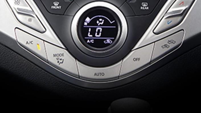 Suzuki Baleno 2019 Interior 006