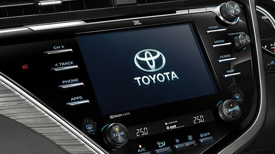 Toyota Camry 2019 Interior 084