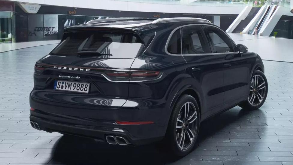 Porsche Cayenne 2019 Exterior 029