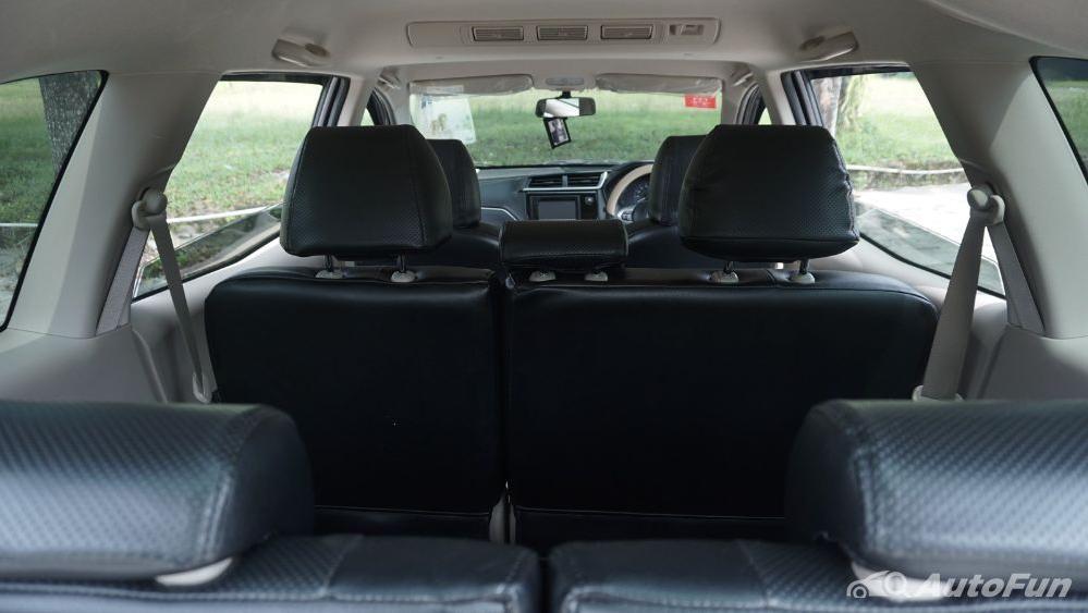 Honda Mobilio E CVT Interior 034