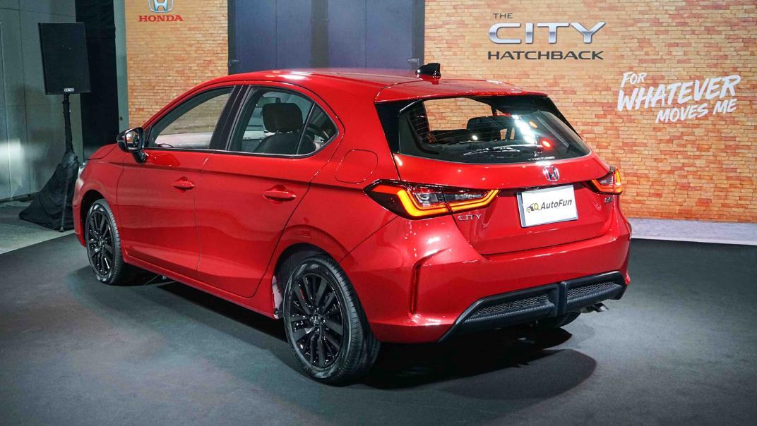2021 Honda City Hatchback International Version Exterior 087