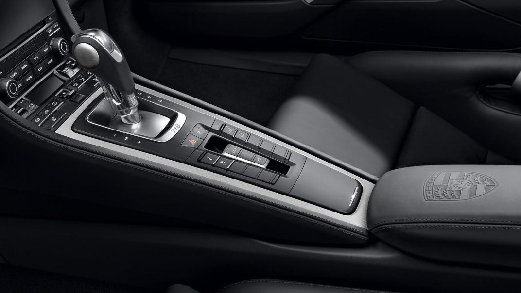 Porsche 718 2019 Interior 022