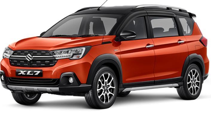 Suzuki XL7 2019 Exterior 001