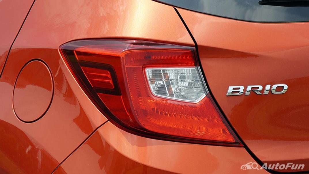 Honda Brio RS CVT Exterior 026