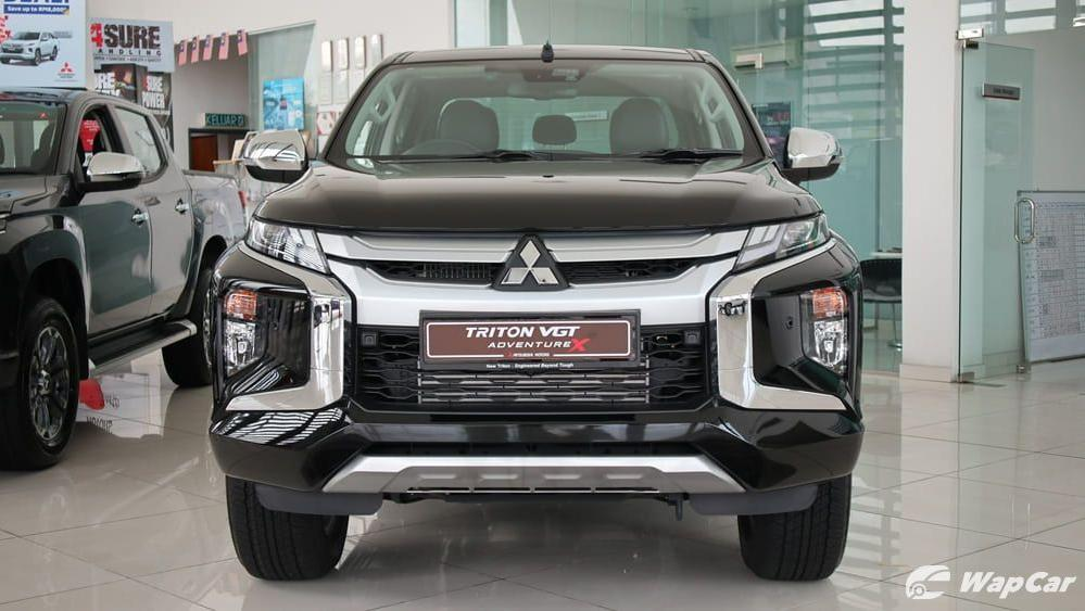 Mitsubishi Triton 2019 Exterior 014
