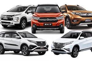 Perbandingan Honda BR-V dan Suzuki XL7 di Segmen Low SUV
