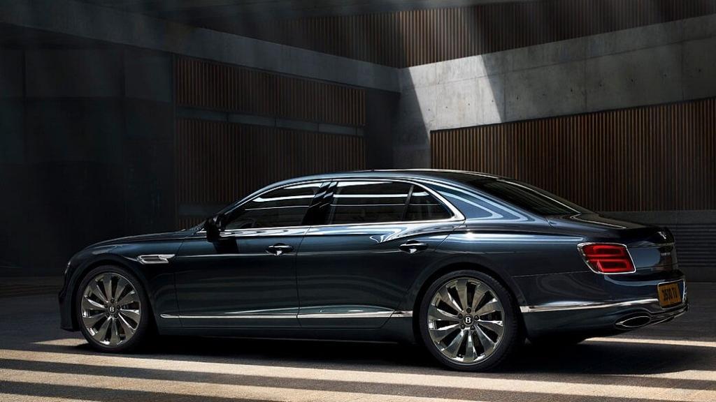 Bentley Flying Spur 2019 Exterior 002