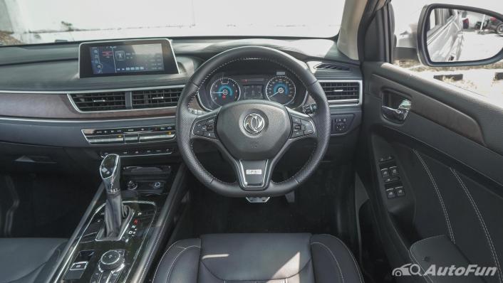 DFSK Glory i-Auto Intelligent Interior 004