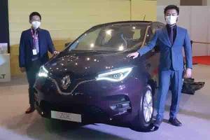 Cuma Dikenalkan, Mobil Listrik Renault Zoe Dijanjikan Bakal Dibandrol dengan Harga Terjangkau