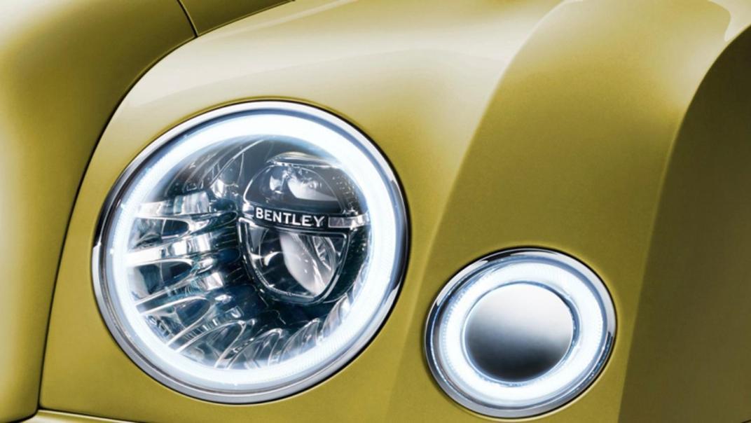 Bentley Mulsanne 2019 Exterior 007