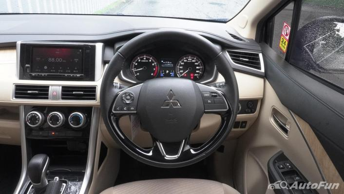 2020 Mitsubishi Xpander Ultimate A/T Interior 003