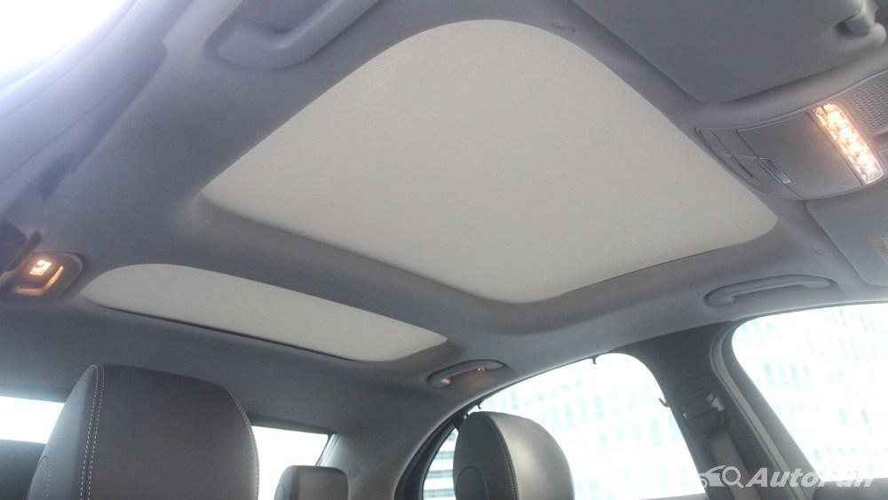 Mercedes-Benz E-Class 2019 Interior 062