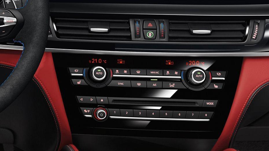 BMW X5 2019 Interior 006