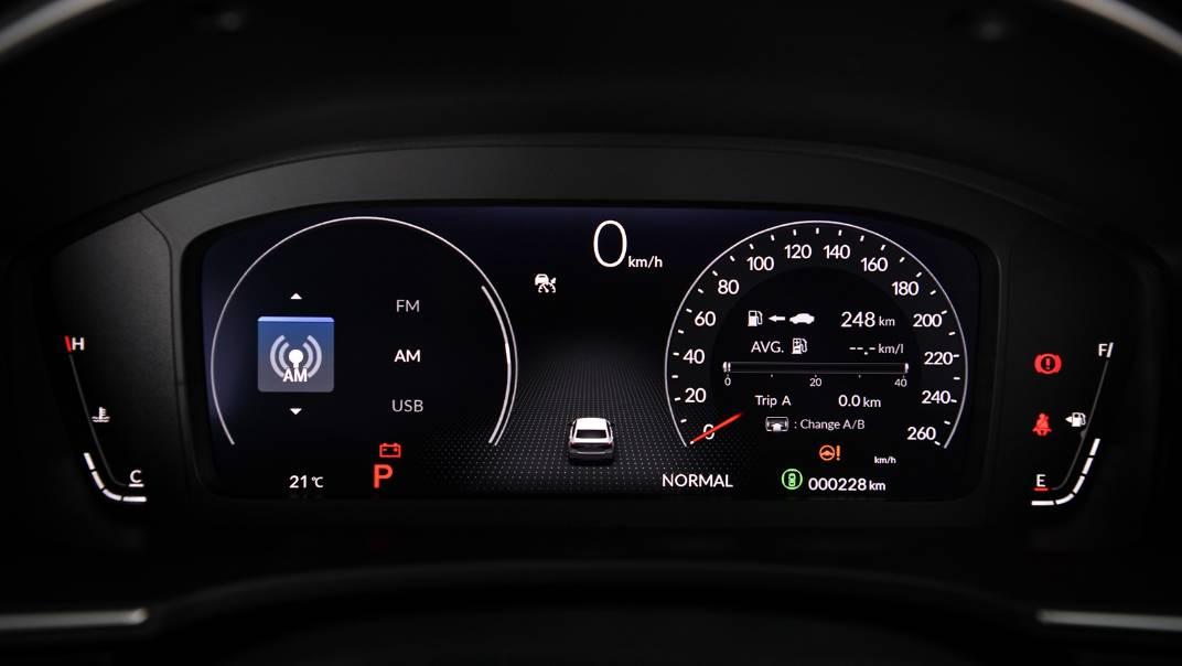 2022 Honda Civic Upcoming Version Interior 029