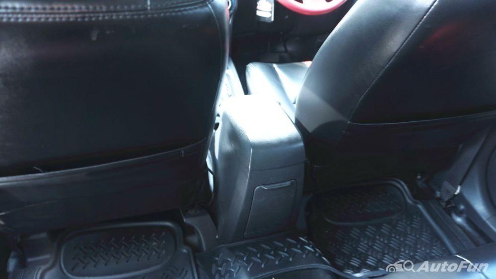 Toyota Avanza Veloz 1.3 MT Interior 045
