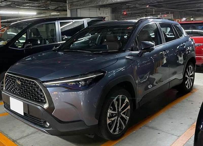 Toyota Corolla Cross 2022 -1