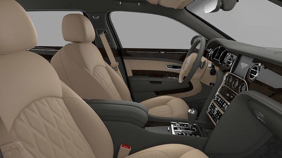 Bentley Mulsanne 2019 Interior 011