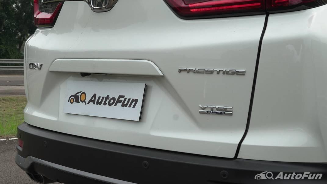 2021 Honda CR-V 1.5L Turbo Prestige Exterior 014