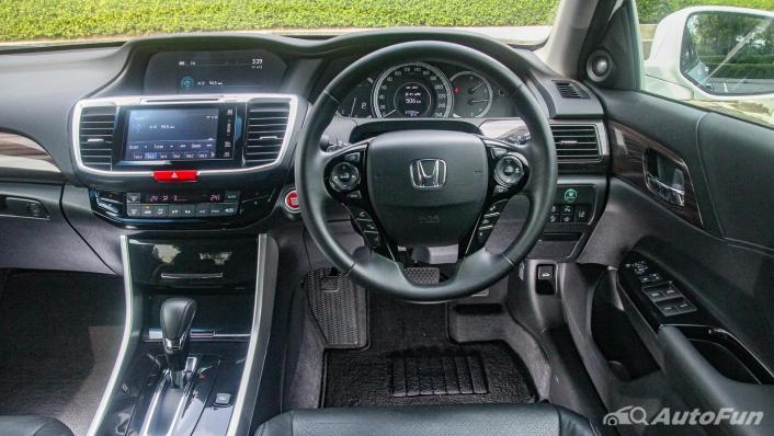 Honda Accord 2019 Interior 002