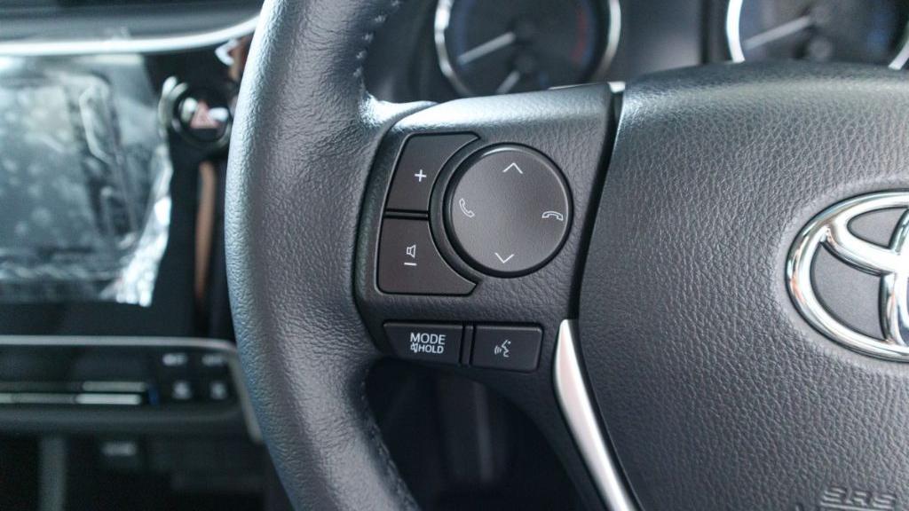 Toyota Corolla Altis 2019 Interior 124