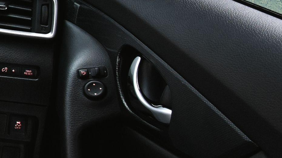 Nissan X Trail 2019 Interior 007