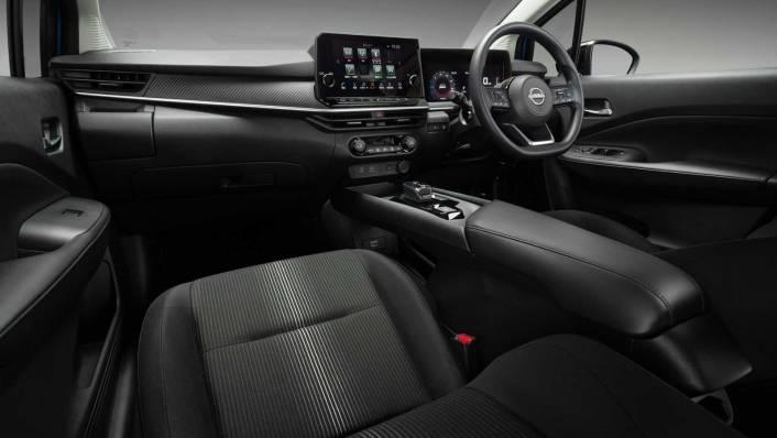 2021 Nissan Note Upcoming Version Interior 003