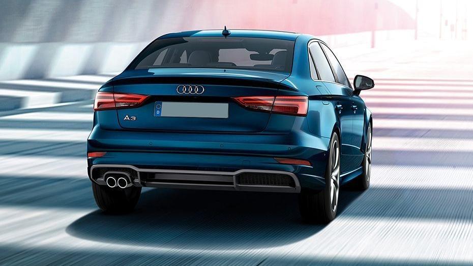 Audi A3 2019 Exterior 003