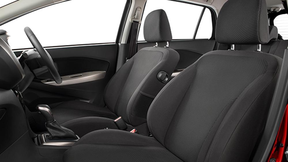 Daihatsu Sirion 2019 Interior 007