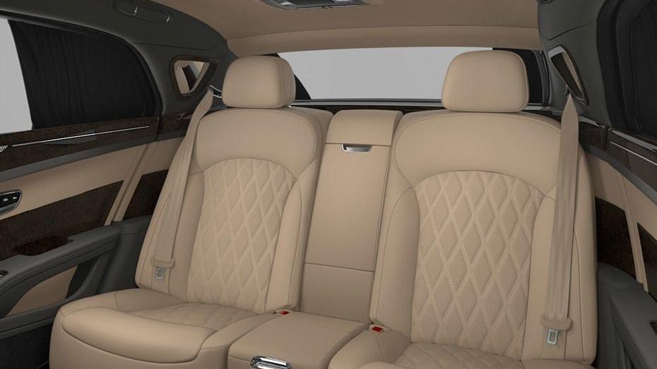 Bentley Mulsanne 2019 Interior 012