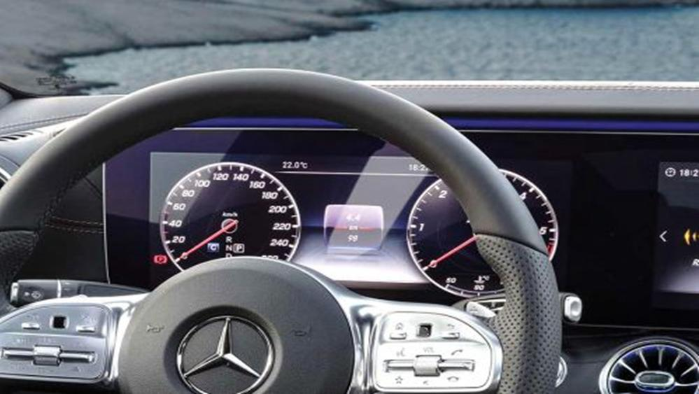 Mercedes-Benz CLS-Class 2019 Interior 004