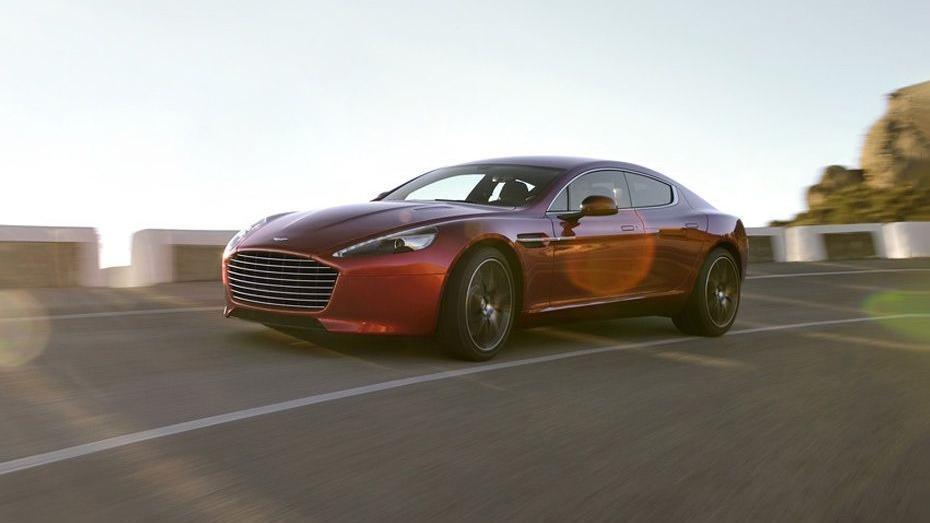 Aston Martin Rapide S 2019 Exterior 002