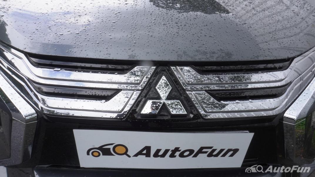 2020 Mitsubishi Xpander Ultimate A/T Exterior 015