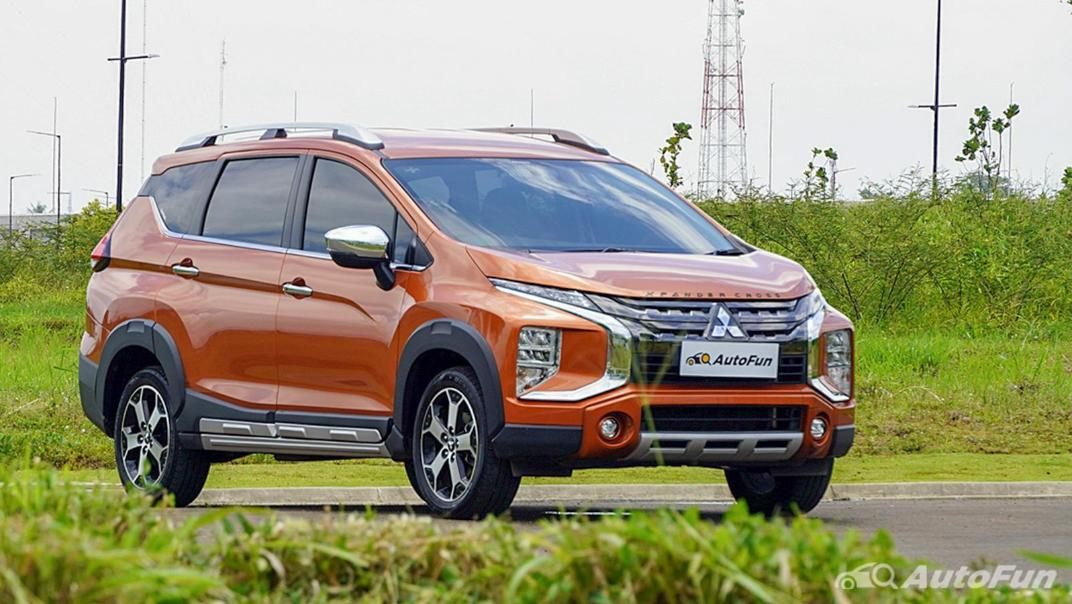 Mitsubishi Xpander Cross 2020 Premium Package AT Exterior 029