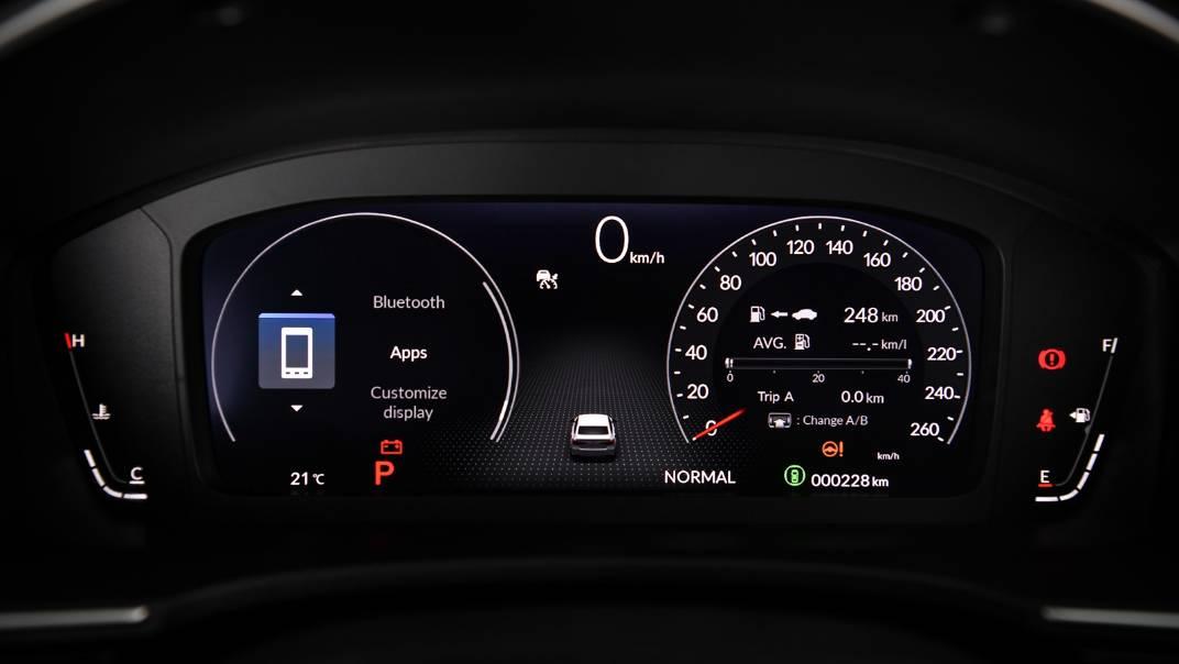 2022 Honda Civic Upcoming Version Interior 032